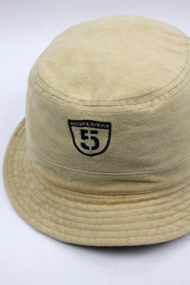 USED!!! TRIPLE FIVE SOUL / BUCKET HAT (90'S) / beige×realtree camo