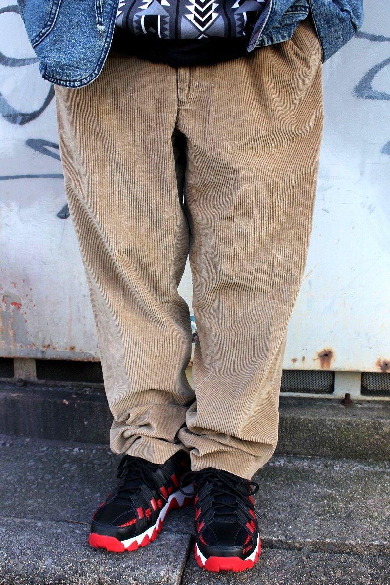 USED!!! PENDLETON / CORDUROY PANTS (80'S) / light brown