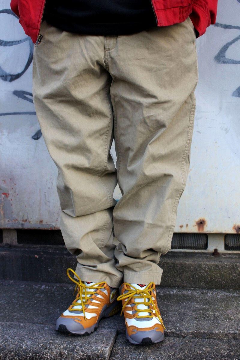 USED!!! L.L.BEAN / CLIMBING PANTS (90'S) / beige