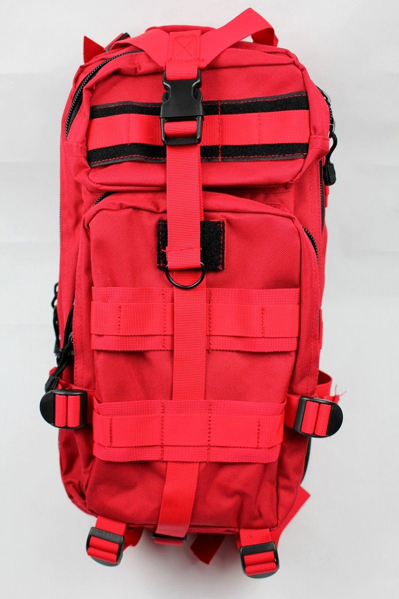 ROTHCO / MEDIUM TRANSPORT PACK / red