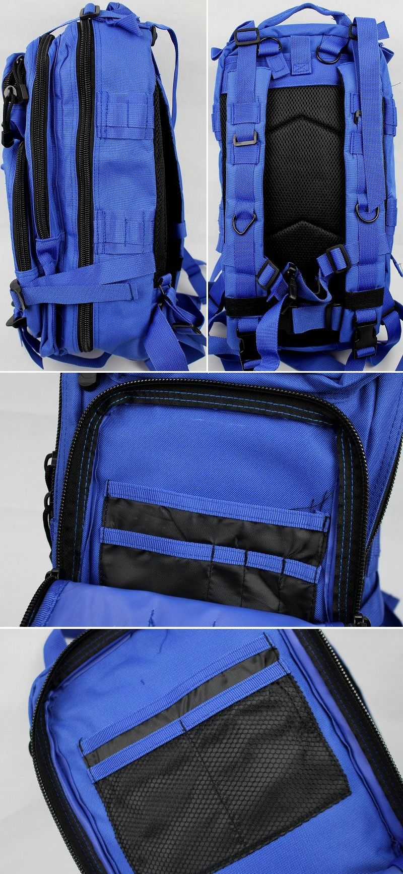 ROTHCO / MEDIUM TRANSPORT PACK / blue