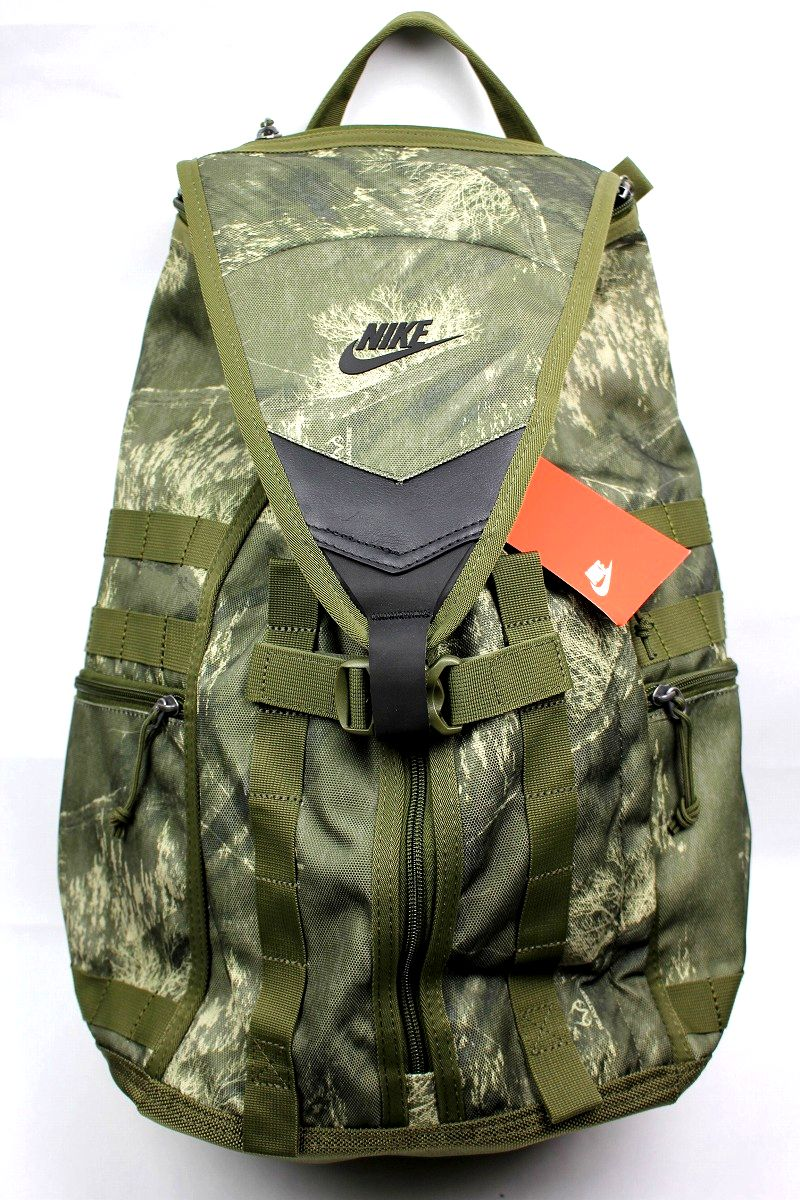NIKE / SFS RECRUIT BACKPACK / real-tree camo