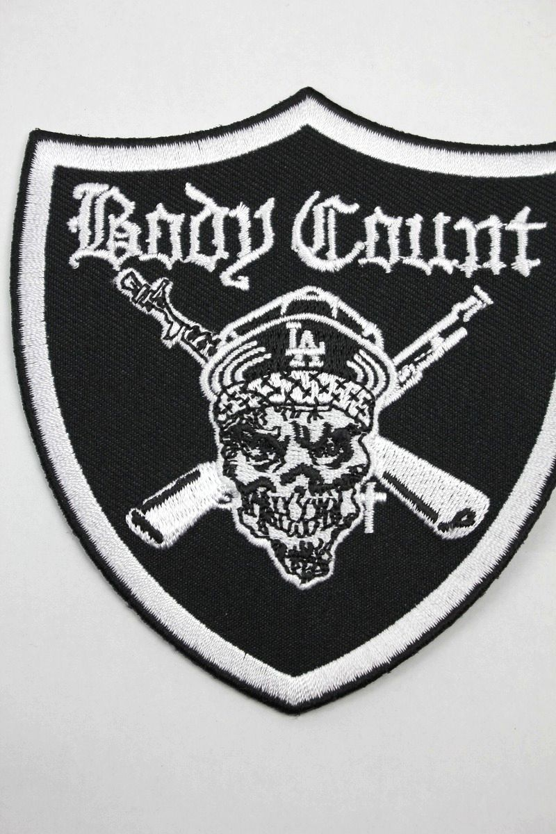 "BODY COUNT / ""PIRATE"" PATCH"