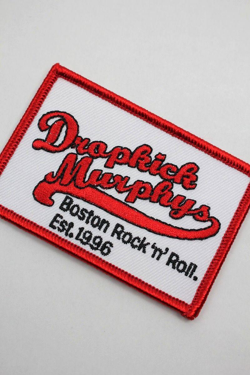 """DROPKICK MURPHYS / """"BASEBALL LOGO"""" PATCH"""