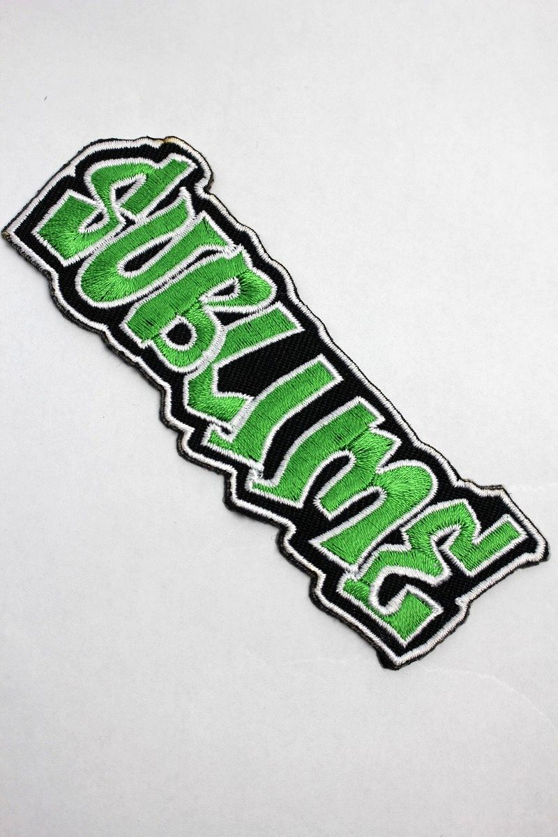 SUBLIME / LOGO PATCH