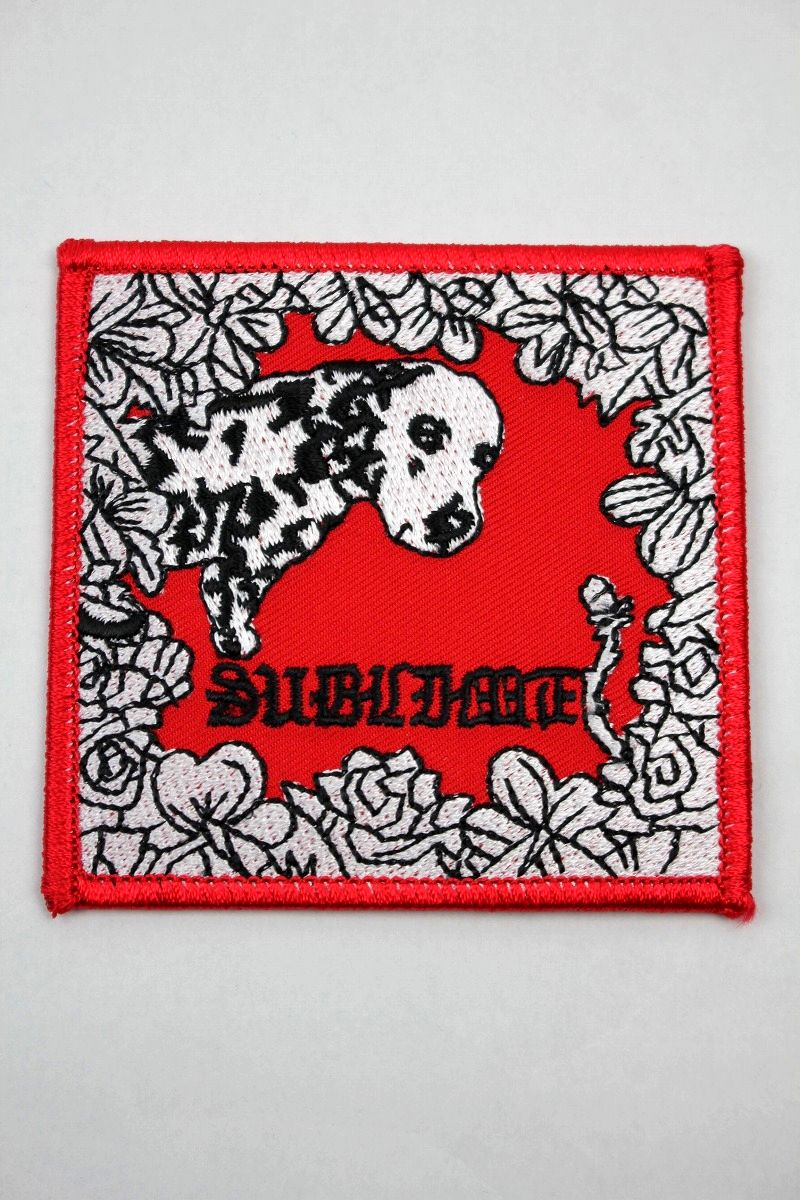 "SUBLIME / ""LOU DOG"" PATCH"