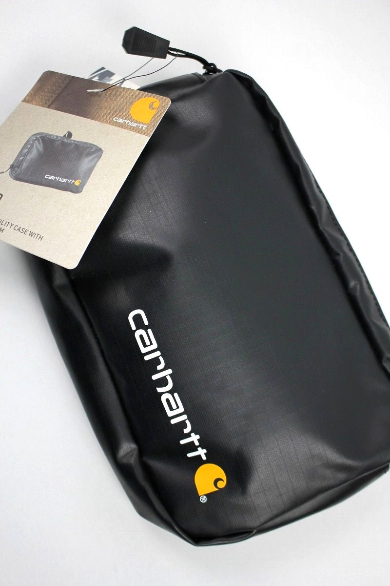 CARHARTT / WEATHERPROOF UTILITY CASE / black