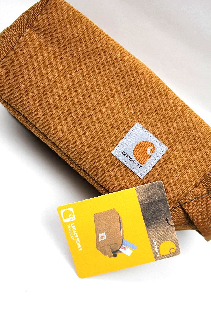 CARHARTT / TRAVEL KIT / carhartt brown