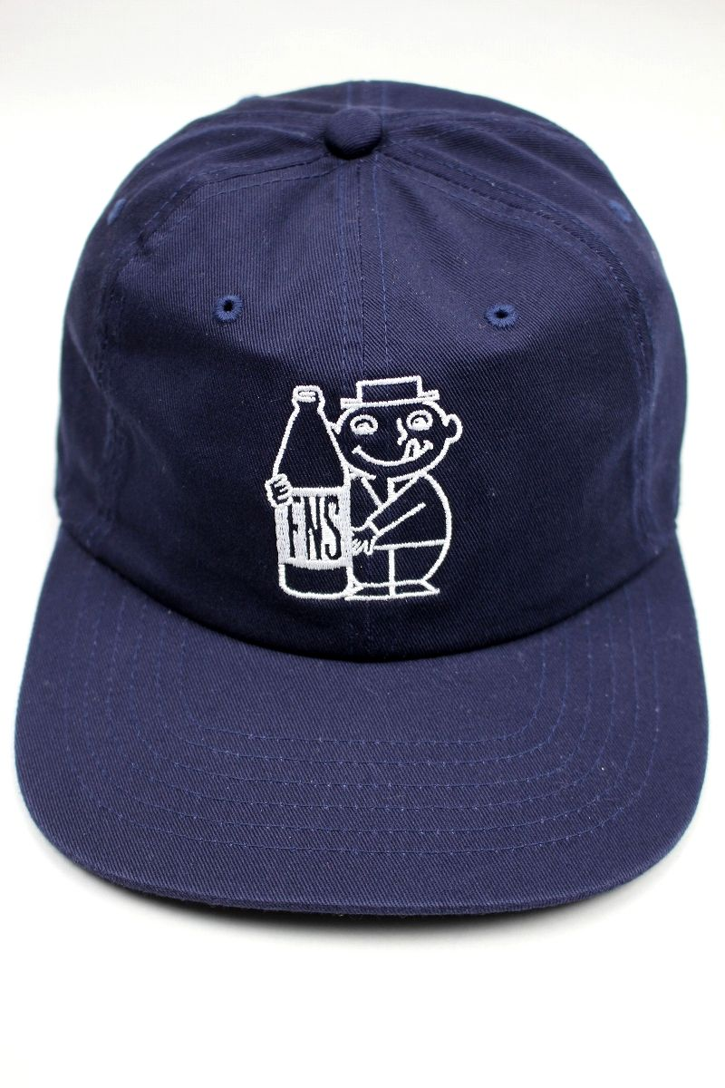 "40S & SHORTIES / ""BEST BUDS"" STRAPBACK CAP / navy"