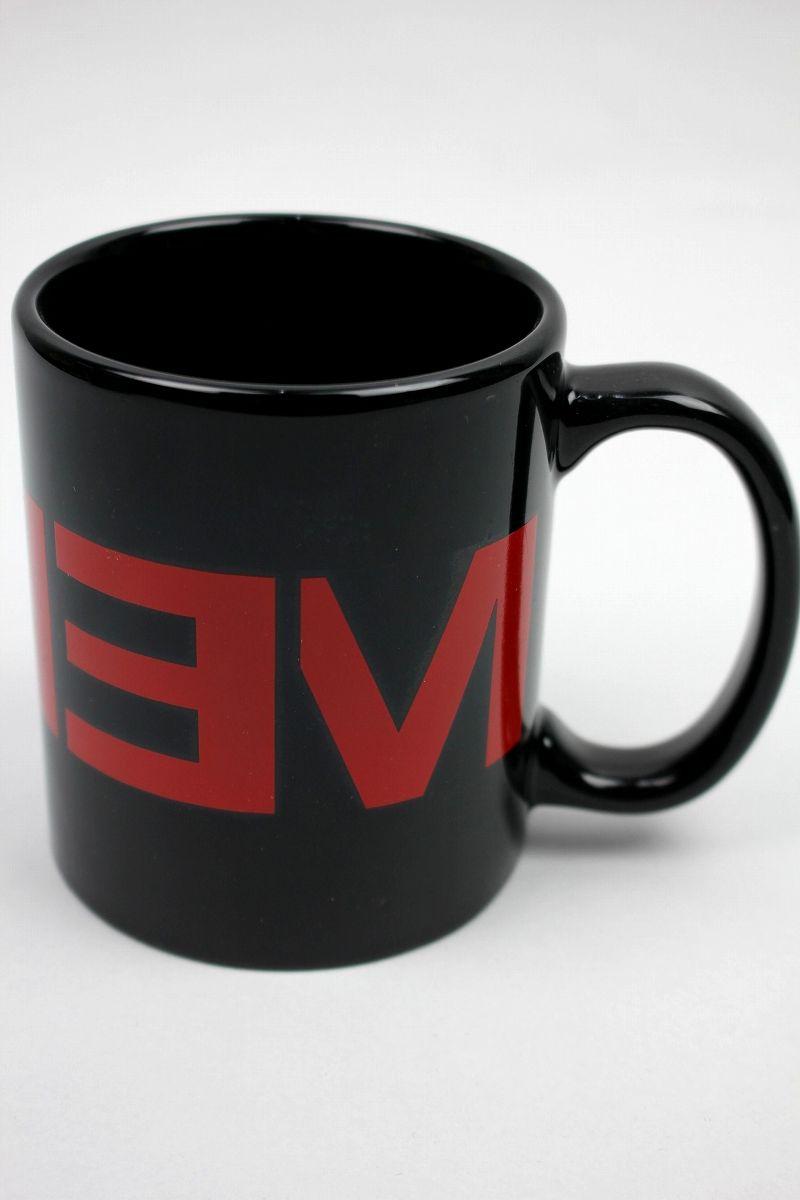"""EMINEM / """"LOGO"""" MUG CUP / black"""
