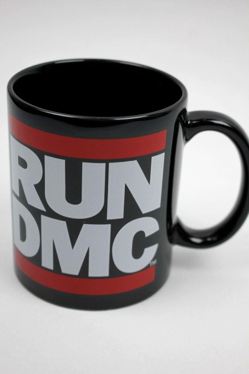 "RUN DMC / ""LOGO"" MUG CUP / black"