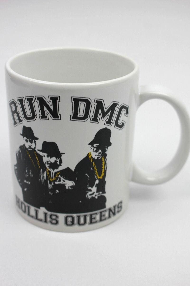 """RUN DMC / """"PHOTO"""" MUG CUP / white"""