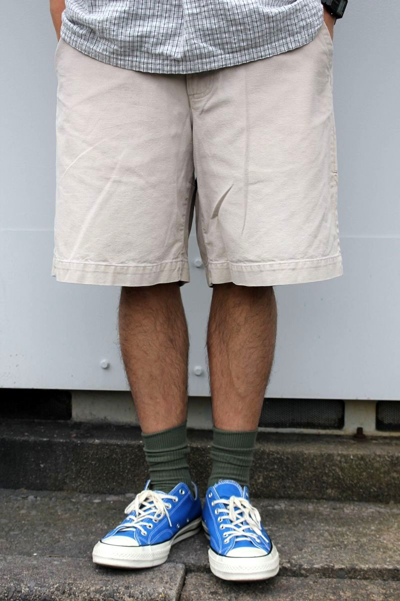 USED!!! PATAGONIA / CLIMBING SHORTS (90'S) / ivory