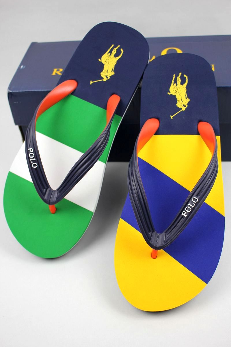 POLO RALPH LAUREN / BEACH SANDALS