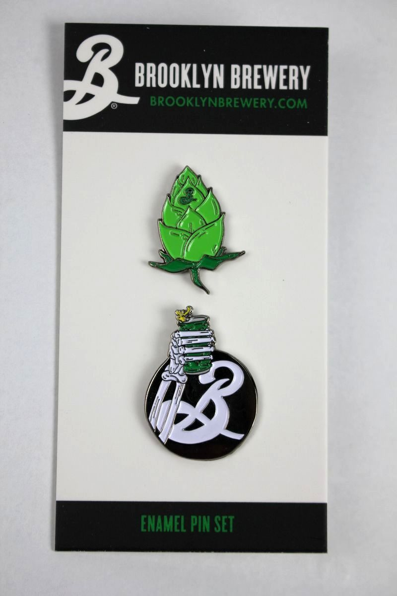 BROOKLYN BREWERY / PIN SET