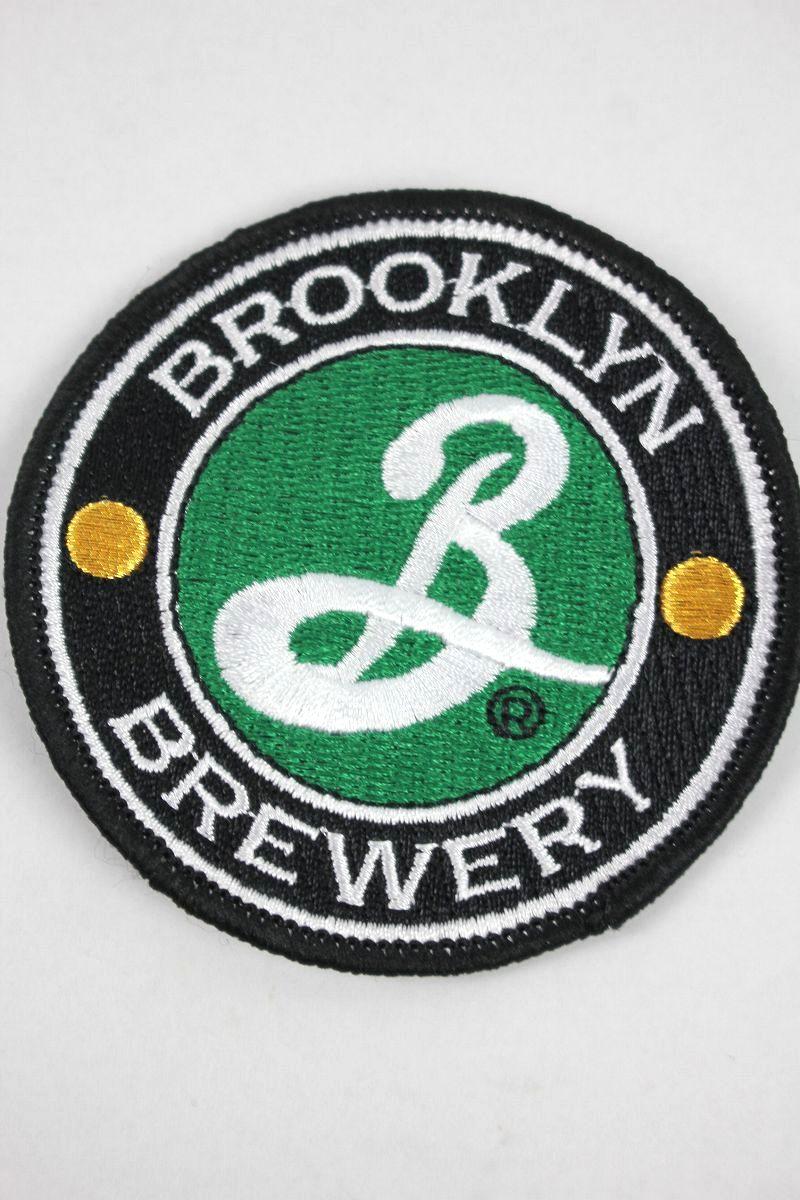 BROOKLYN BREWERY / LOGO PATCH
