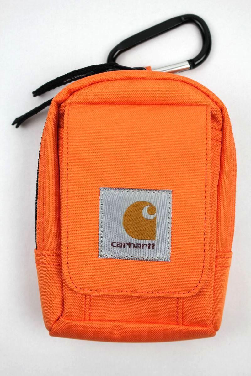 CARHARTT WORK IN PROGRESS / SMALL BAG / orange
