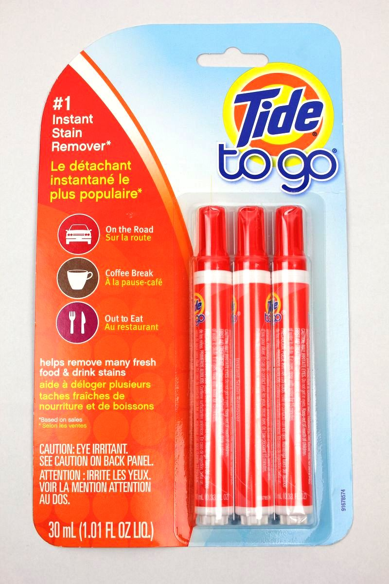 TIDE / TO GO (PACK OF 3)