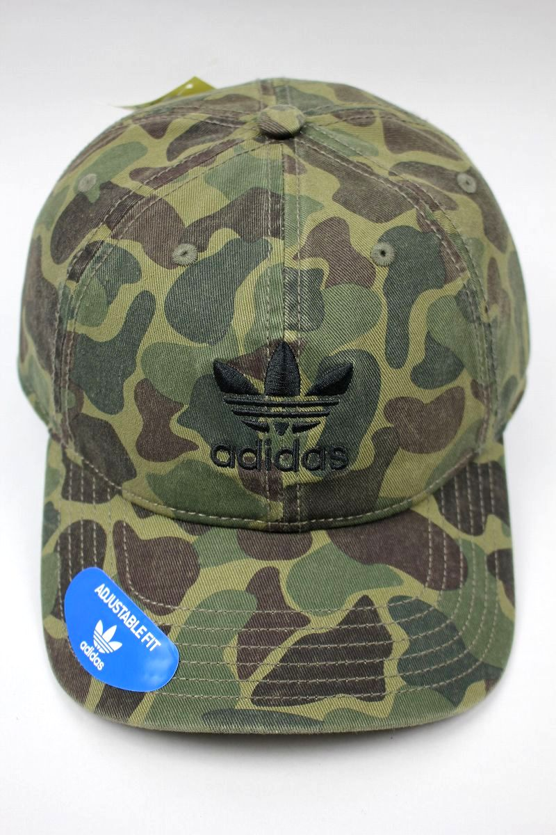adidas ORIGINALS / STRAPBACK CAP / duck hunter camo