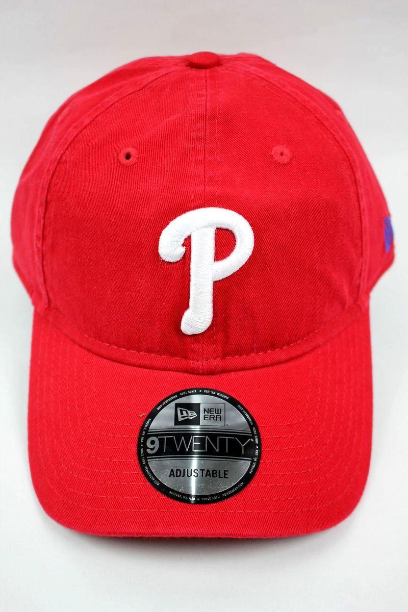 "NEWERA / ""PHILADELPHIA PHILLIES"" STRAPBACK CAP / red"