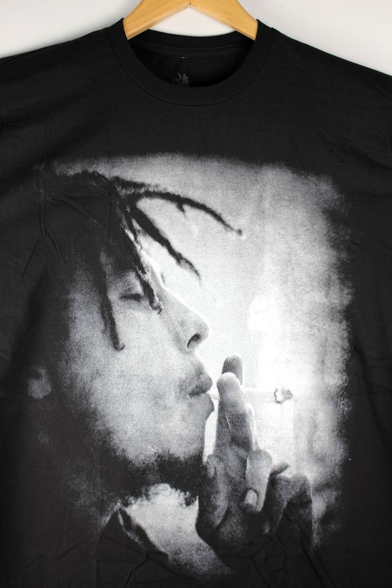 "BOB MARLEY / ""MELLOW MOOD"" Tee / black"