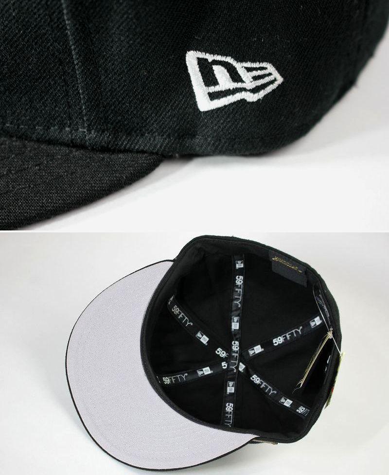 """NEWERA / """"GORE-TEX"""" FITTED CAP / black"""
