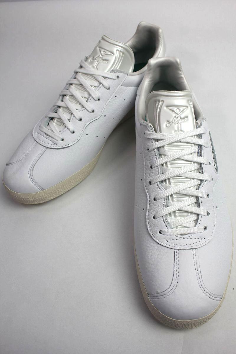 adidas ORIGINALS × ALLTIMERS / GAZELLE SUPER / white