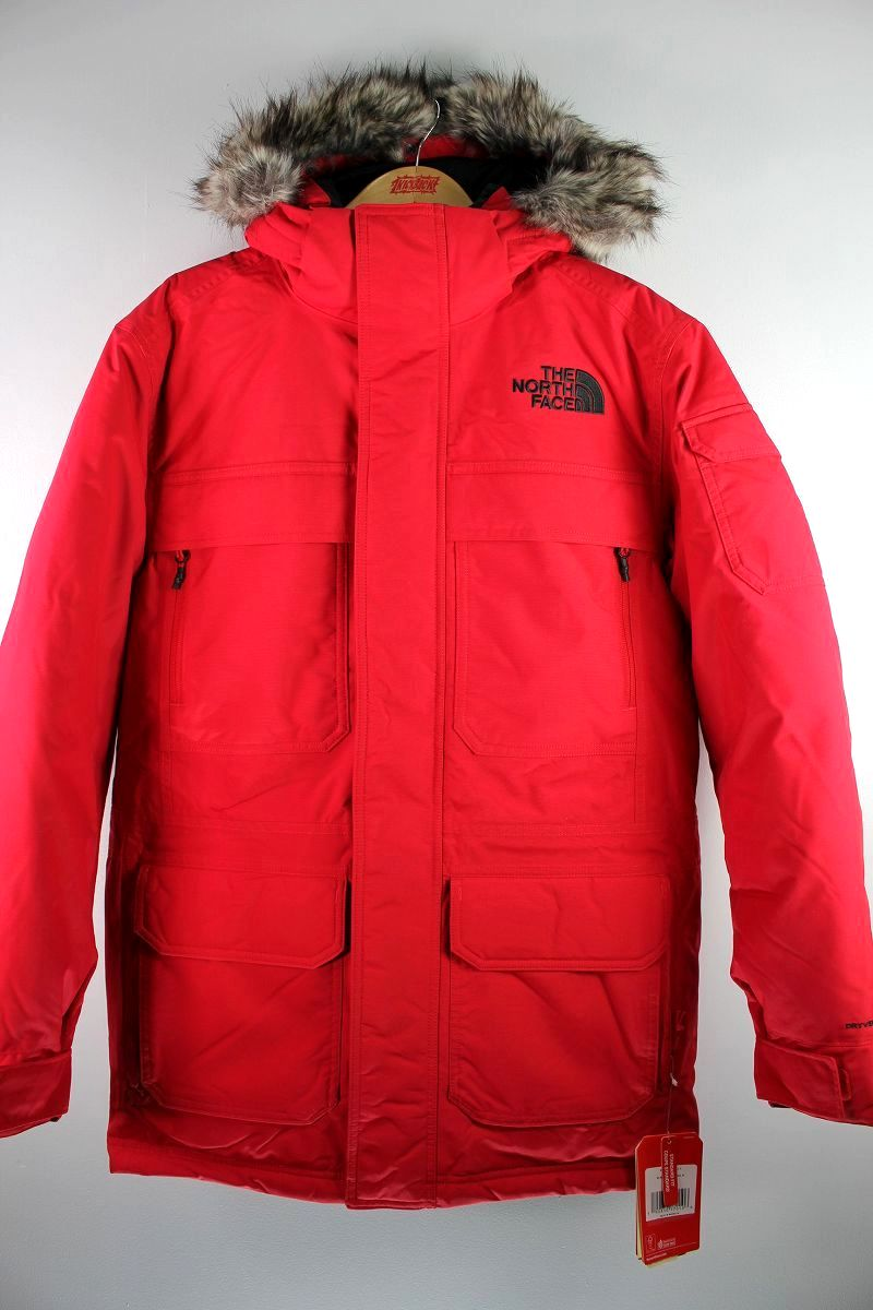 THE NORTH FACE / MCMURDO PARKA III / red