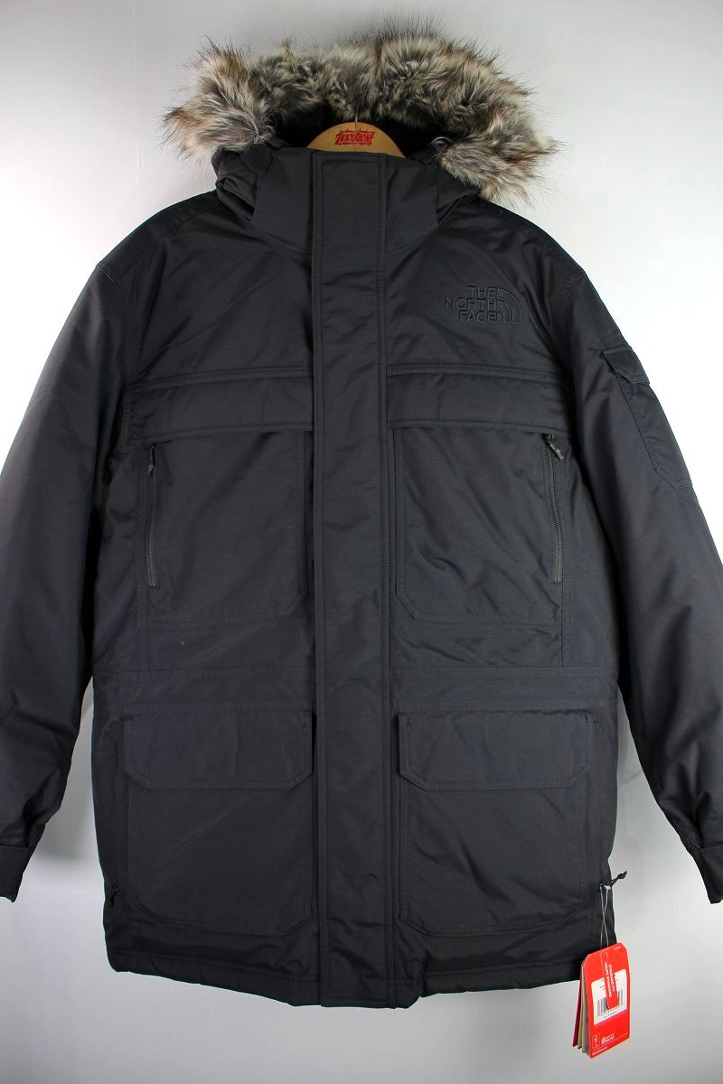 THE NORTH FACE / MCMURDO PARKA III / black