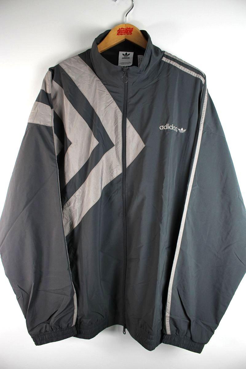 adidas ORIGINALS / PASTEL TRACK JACKET / grey