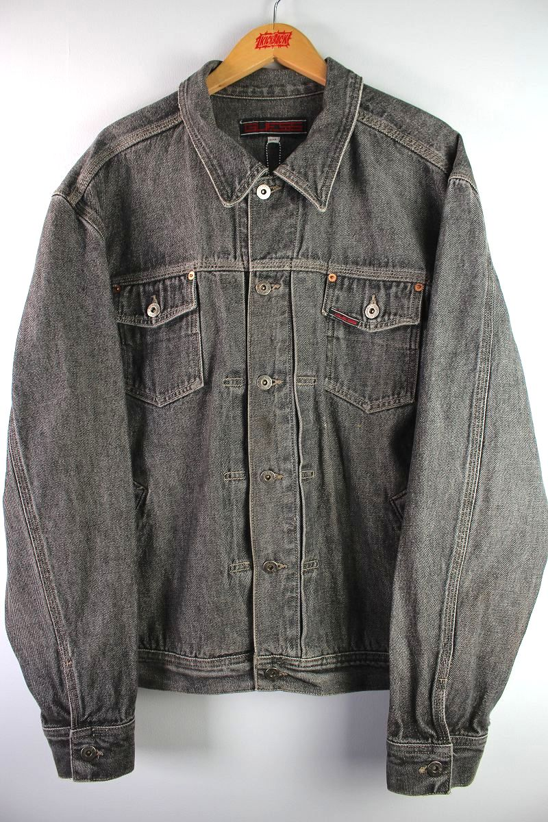 USED!!! GUESS / DENIM JACKET (90'S)