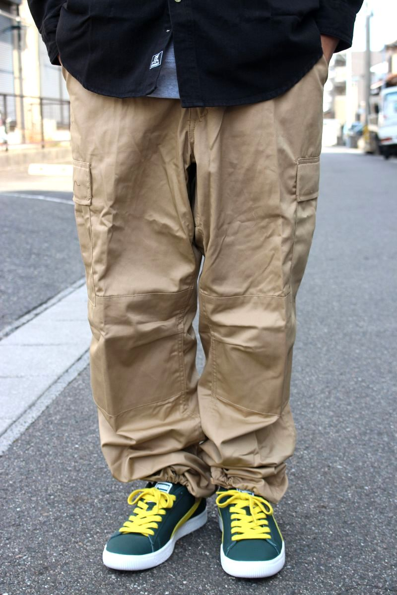 ROTHCO / ZIPPER FLY BDU CARGO PANTS / khaki