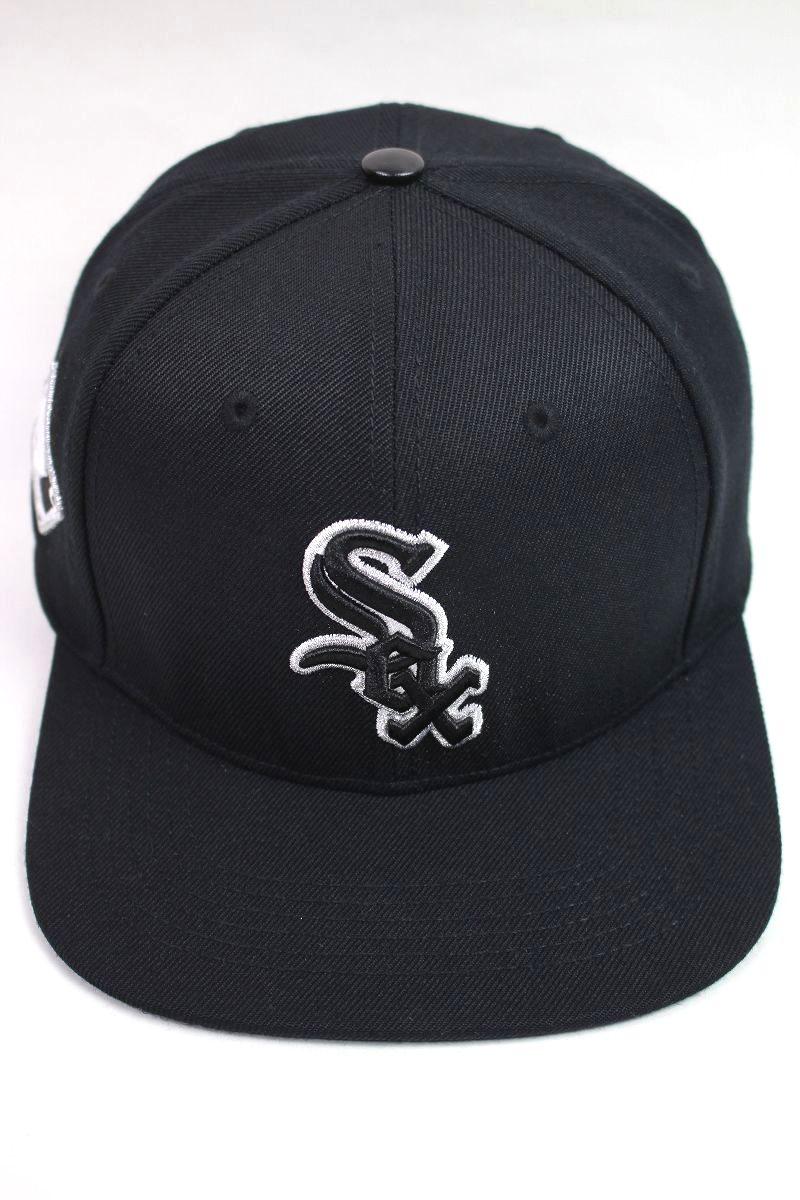 "PRO STANDARD / ""CHICAGO WHITE SOX"" SNAPBACK CAP / black"
