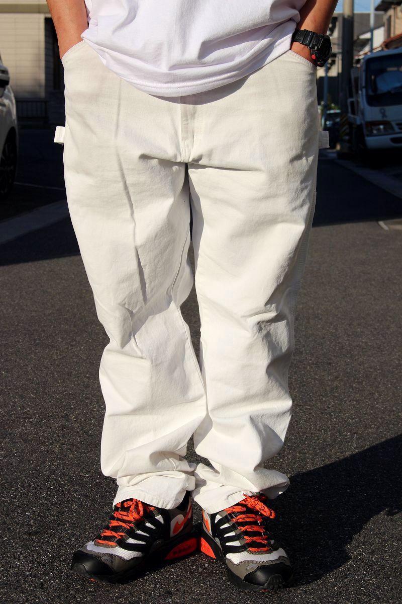 USED!!! DICKIES / PAINTER PANTS (90'S) / white