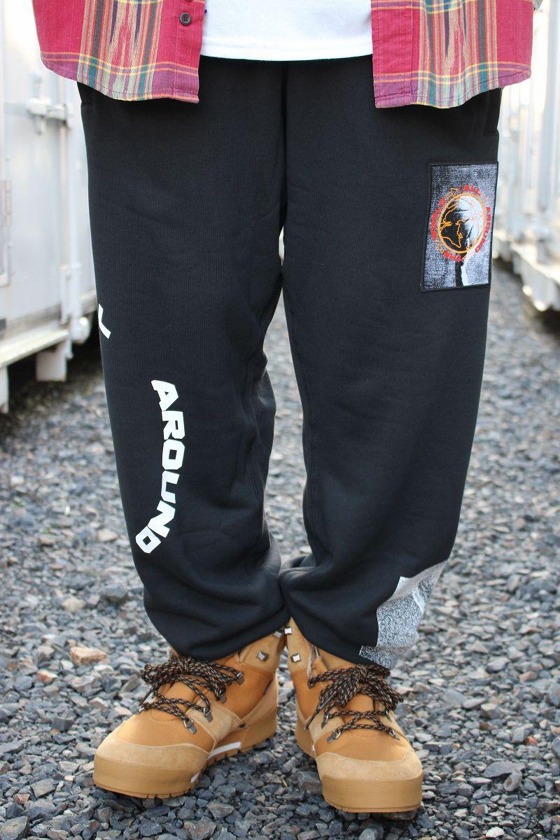 "adidas ORIGINALS / ""STREETBALL"" SWEAT PANTS / black"