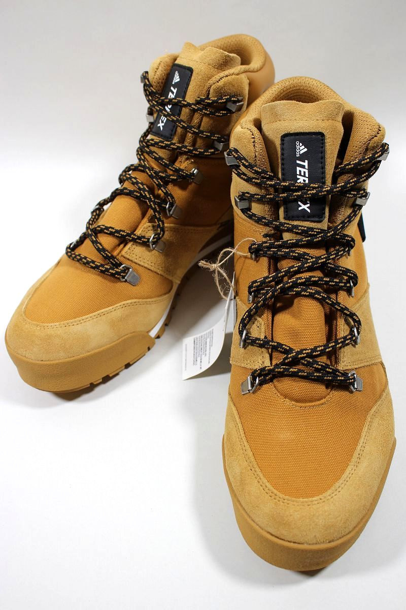 adidas TERREX / SNOWPITCH COLD.RDY HIKING BOOTS / timber brown