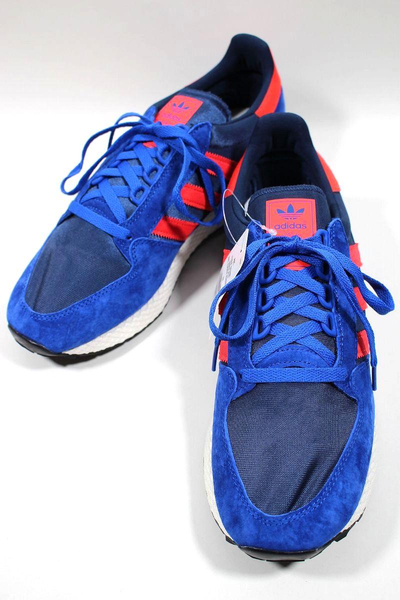 adidas ORIGINALS / FOREST GROVE / blue×red×white
