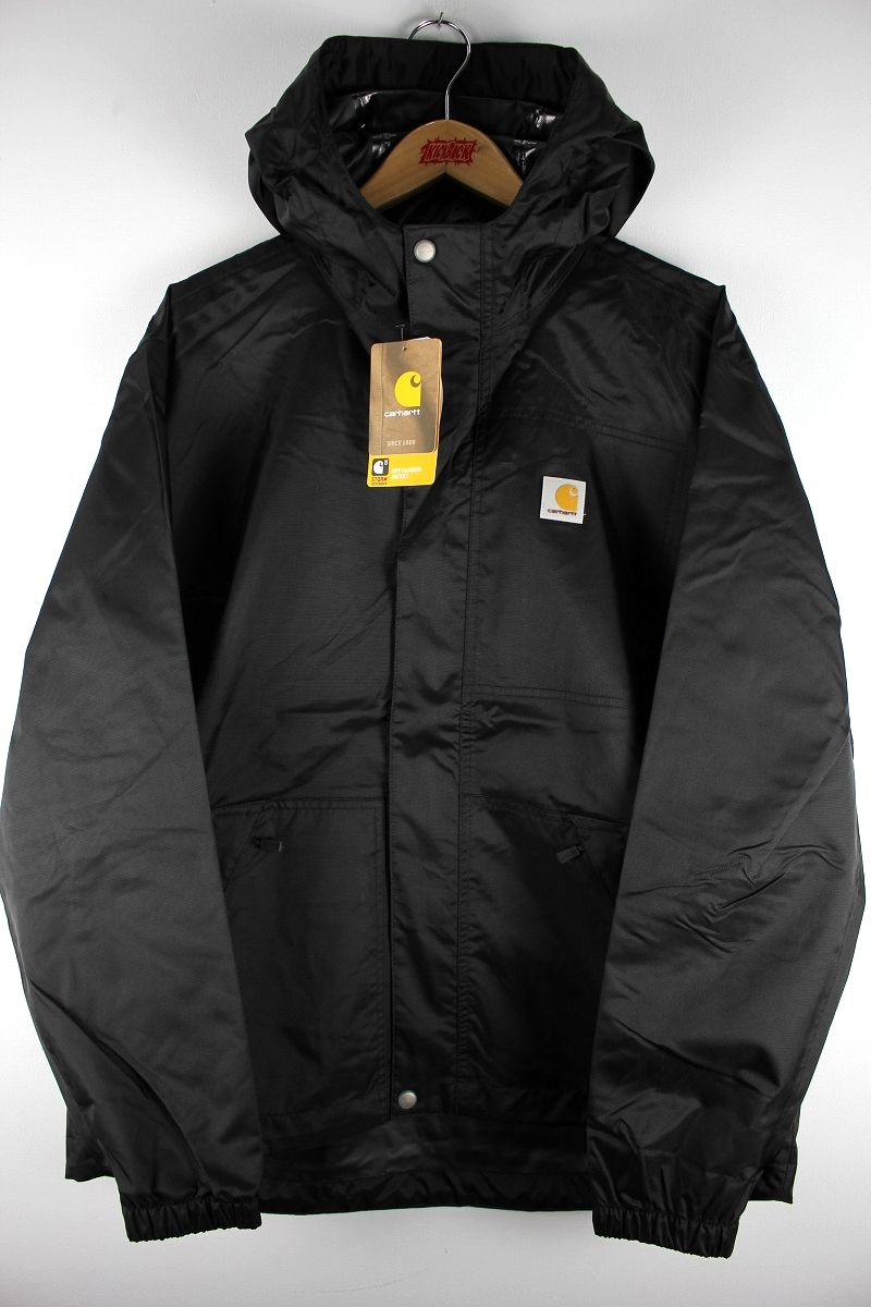CARHARTT / DRY HARBOR JACKET / black