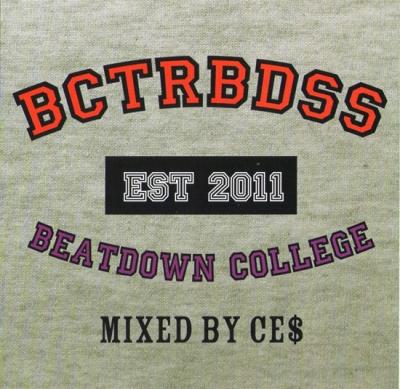 CE$ / BCTRBDSS EST-2011 BEATDOWN COLLEGE (CD-R)