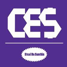 CE$ / STEAL DA SUMTHIN (CD-R)