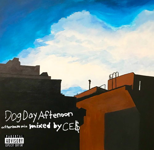 "AFTERBASE / ""Dog Day Afternoon"" MIX CD mixed by CE$"