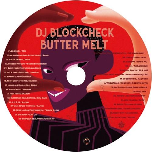 DJ BLOCKCHECK / BUTTER MELT
