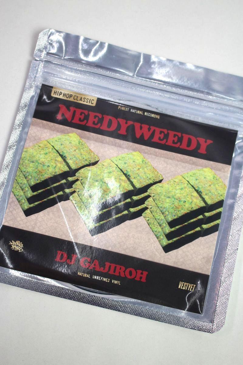 "DJ GAJIROH / ""NEEDY WEEDY"" MIX CD"