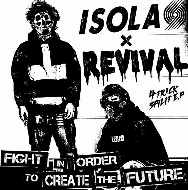 ISORA × REVIVAL / SPLIT E.P