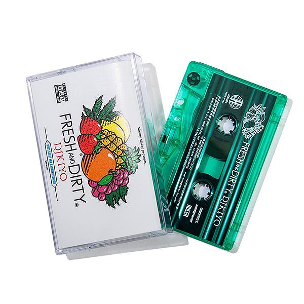 DJ KIYO / FRESH & DIRTY -WEST COAST MIX A LIMITED EDITION- TAPE