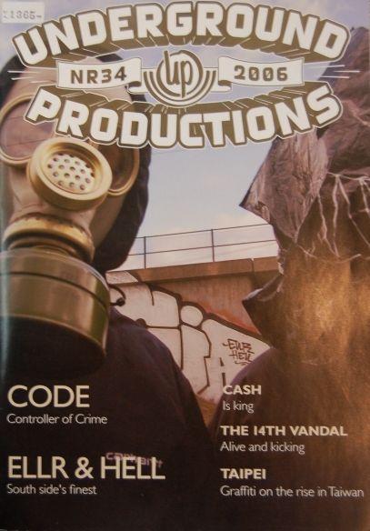 UNDERGROUND PRODUCTIONS NR34