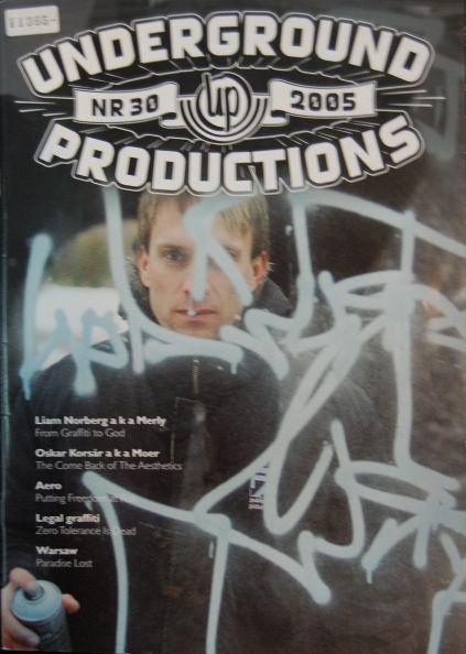 UNDERGROUND PRODUCTIONS NR30