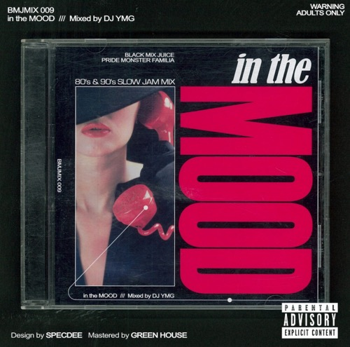 DJ YMG / IN THE MOOD