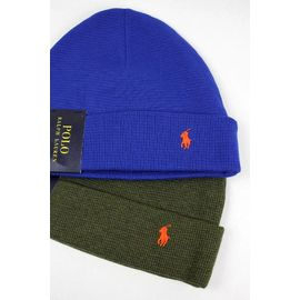 POLO RALPH LAUREN / THERMAL CUFF BEANIE