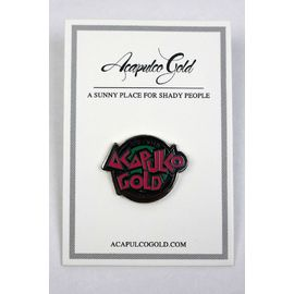 "ACAPULCO GOLD / ""DROP-IN"" PIN"